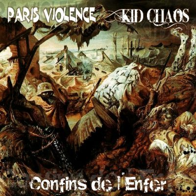 Paris Violence split EP