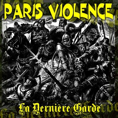 Paris Violence limited EP