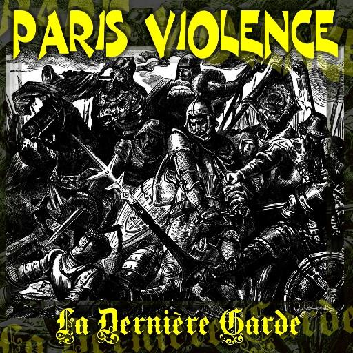 Paris Violence limited EP