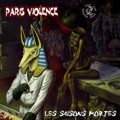 Paris Violence 2007