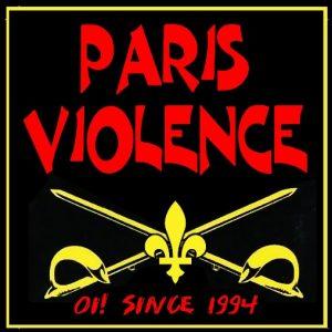 Paris Violence patch