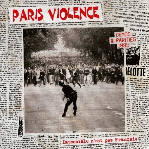 Paris Violence 1995
