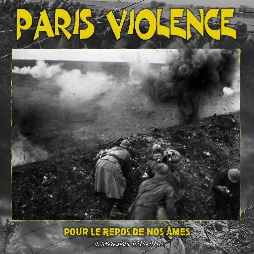 Paris Violence