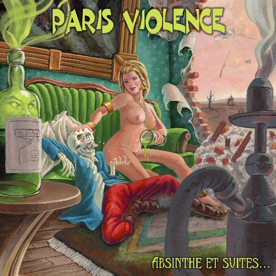 Paris Violence ; Oi !; punk français ; Flav Paris Violence ; streetpunk ; oi !-wave ; heavy metal ; hard rock ; rock alternatif ; rock français