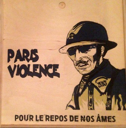 Flav Paris Violence